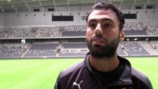 Khalili - Ny match, nya tag