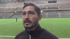 Pablo - Vi måste hålla fokus hela matchen
