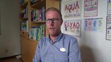 Team Rynkeby uppmärksammar insamling till barncancerfonden