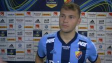 Karlström analyserar matchen mot Helsingborg