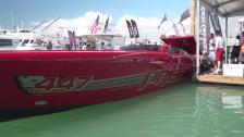 Predator 447 R – cruiser god för 117 knop!
