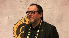 IF Elfsborgs ordförande Sune Lundqvist