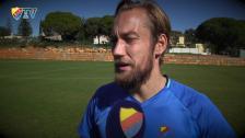 Christian Andersson: Tino är inte redo för fotboll