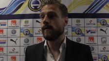 Arnór inte helt nöjd trots 1-1 mot Malmö FF