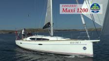 Maxi 1200 - Årets Segelbåt 2016