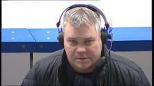 Intervju med Leif Strömberg efter SSK-SUN