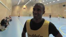 José berättar om Bajens nya futsallag
