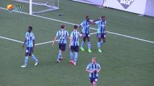 Karlström, Radetinac och Johansson efter U21 mot Örebro