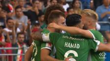 Se höjdpunkterna från Hammarbys 4-1-seger över Dalkurd