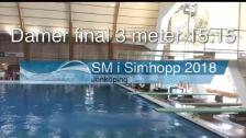 Simhopp - 20 May Finaler