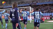 Firande och glada dissningar efter DIF-Örebro