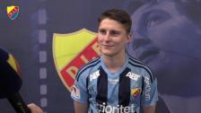 Välkommen till DIF Johan Andersson