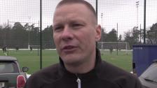 Stefan - Vi måste sätta försvaret men även hålla bollen mot Östersund