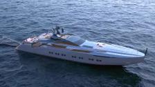 Pershing 140 - största lyxbåten hittills