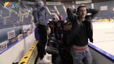 Hockey på Hovet