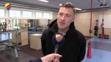 Fredrik Ulvestad inför matchen mot Trelleborg