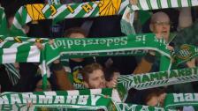 Sammandrag Hammarby - Malmö FF