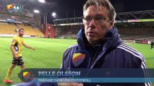 Pelle Olsson 2-2 mot Elfsborg