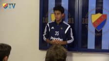 Christian Rubio Sivodedov om flytten från Djurgården till Schalke