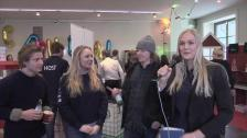 Handelsdagarna 2016 - Feature from the student lounge