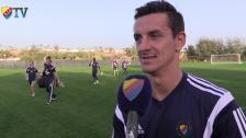 Målen från torsdagens tvåmmålsspel och en intervju med Haris Radetinac