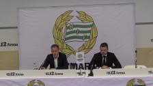 Presskonferensen efter 2-2 mot J-Södra