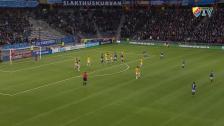 Målen från Djurgården - Falkenberg