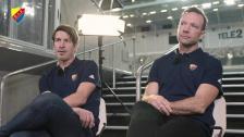 Thomas Lagerlöf och Kim Bergstrand nya tränare i Djurgården