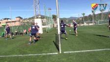 Fotbollstennis från Marbella