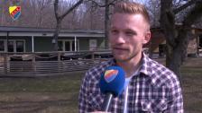 Två assist i premiären för Nicklas Bärkroth