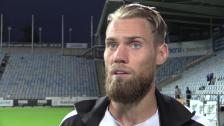 David - Vi gör ingen bra match - men Norrköping kom aldrig till någon bra målchans