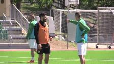 Pablo inför AIK-mötet - Kommer bli en bra match