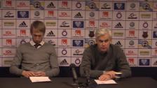 Se presskonferensen efter förlusten i Östersund