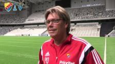 Pelle inför MFF: Förutsättningarna för en bra match är ypperliga