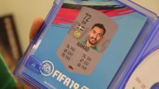 Se spelarreaktionerna om sina ratings i årets FIFA-spel