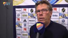 Pelle Olsson efter derbyt mot AIK