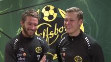 Inför IFK Värnamo – IF Elfsborg i svenska cupen