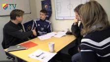 Filip Tasic om sitt U21-kontrakt