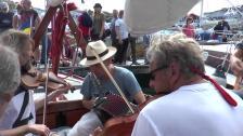 Träbåtsfestival i Skärhamn