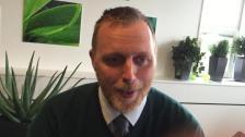 Zendry Svärdkrona, Gothia Protection berättar om utbildningen Diplomerad säkerhetschef