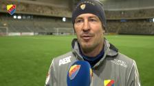 Tolle inför morgondagens match mot IFK Göteborg