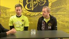 Inför premiären: Adam Lundqvist och Simon Lundevall