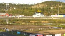 Sørlandets travpark 6. oktober 2019.