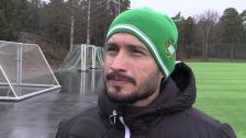 Pablo välkomnar fysisk match i Göteborg - Vi blir starkare och starkare