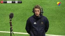 Mål och intervjuer efter förlusten mot IFK Norrköping