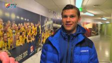 Karlström nöjd målskytt mot Elfsborg