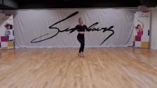 Salsa solo - Olika variationer på SuzyQ