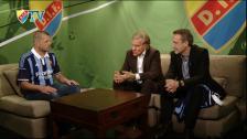 Nils Wiberg och Gunnar Gidefeldt om det nya huvudsponsoravtalet