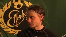 Eftersnack Elfsborg–Halmstad (träningsmatch)