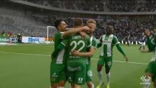 Höjdpunkter från Hammarby - IFK Norrköping
